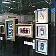 NTT DOCOMO mobile art